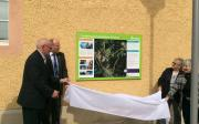 Einweihung des LEADER-Projekts städtischer Lutherweg in Leinefelde-Worbis
